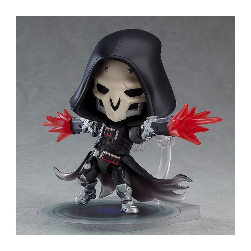 GOOD SMILE COMPANY OVERWATCH REAPER NENDOROID ACTION FIGURE