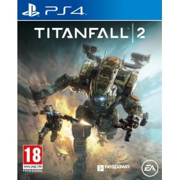 TITANFALL 2 PS4 PLAYSTATION 4 NUOVO ITALIANO