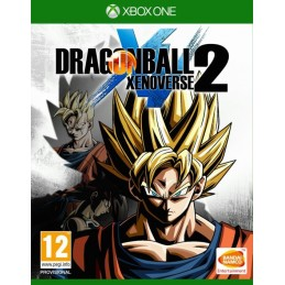 DRAGON BALL XENOVERSE 2 XBOX ONE NUOVO ITALIANO