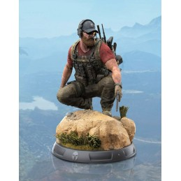GHOST RECON WILDLANDS NOMAD STATUE FIGURE UBISOFT