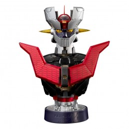 BANDAI MAZINGER Z GASHAPON BUIDABLE BUST 3 IN 1