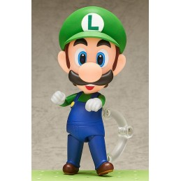 GOOD SMILE COMPANY SUPER MARIO - LUIGI NENDOROID ACTION FIGURE