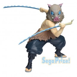 DEMON SLAYER HASHIBIRA INOSUKE STATUE FIGURE SEGA GOODS