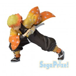 DEMON SLAYER AGATSUMA ZENITSU STATUE FIGURE SEGA GOODS
