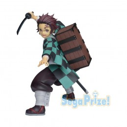 DEMON SLAYER KAMADO TANJIRO STATUE FIGURE SEGA GOODS