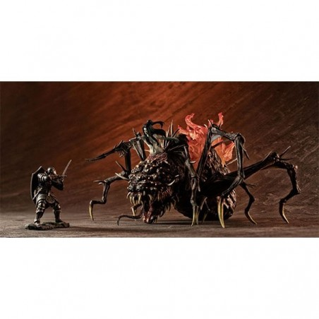 DARK SOULS OSCAR AND CHAOS WITCH QUELAAG MODEL KIT FIGURE