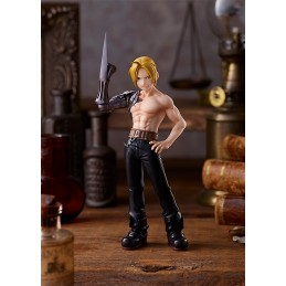 GOOD SMILE COMPANY FULLMETAL ALCHEMIST EDWARD ELRIC STATUA POP UP PARADE FIGURE