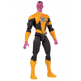 DC COMICS ESSENTIALS SINESTRO ACTION FIGURE DC COLLECTIBLES