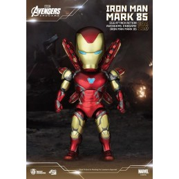 BEAST KINGDOM AVENGERS ENDGAME IRON MAN MARK 85 EGG ATTACK ACTION FIGURE