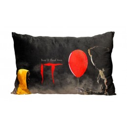 IT PENNYWISE 2017 YOU'LL FLOAT CUSHION PILLOW CUSCINO SD TOYS