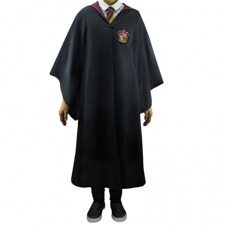 HARRY POTTER WIZARD ROBE TUNICA MAGO GRYFFINDOR SIZE XS