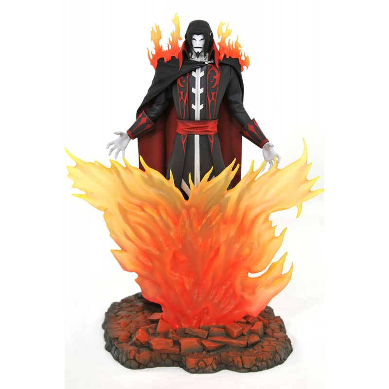 CASTLEVANIA GALLERY DRACULA FIGURE STATUA DIAMOND SELECT