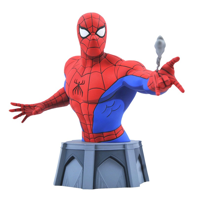 DIAMOND SELECT MARVEL ANIMATED SPIDER-MAN BUST