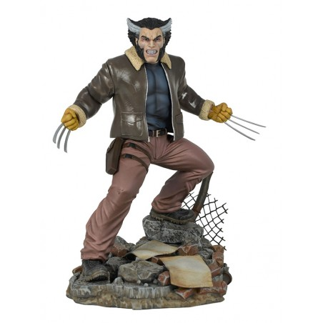 MARVEL GALLERY COMIC WOLVERINE DAYS OF FUTURE PAST STATUE