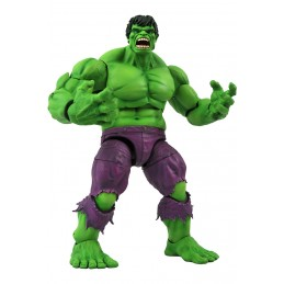 DIAMOND SELECT MARVEL SELECT RAMPAGING HULK ACTION FIGURE