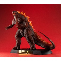 GODZILLA 2 KING OF MONSTERS BURNING GODZILLA STATUA FIGURE MEGAHOUSE