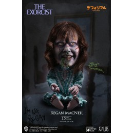 THE EXORCIST REGAN MACNEIL DEFO REAL STATUA FIGURE STAR ACE
