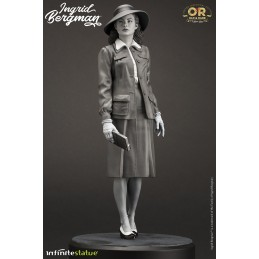 INFINITE STATUE INGRID BERGMAN STATUE 1/6 OLD AND RARE FIGURE