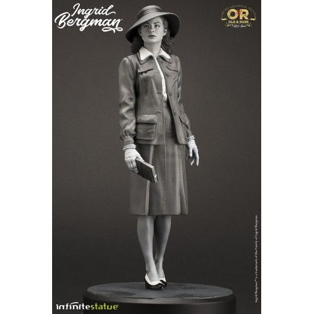 INGRID BERGMAN STATUE 1/6 OLD AND RARE FIGURE