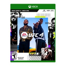 EA SPORTS UFC 4 XBOXONE USATO ITALIANO
