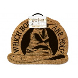 PYRAMID INTERNATIONAL HARRY POTTER SORTING HAT DOORMAT ZERBINO TAPPETINO