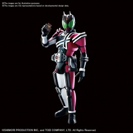 BANDAI FIGURE RISE MASKED RIDER DECADE MODEL KIT ACTION FIGURE