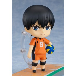 ORANGE ROUGE HAIKYU TOBIO KAGEYAMA NEW KARA NENDOROID ACTION FIGURE