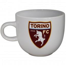 TORINO FC CALCIO LOGO JUMBO CERAMIC MUG TAZZA