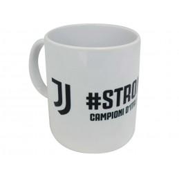 JUVENTUS FC STRON9ER MUG TAZZA