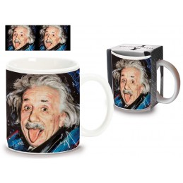ALBERT EINSTEIN MUG TAZZA