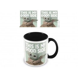 STAR WARS THE MANDALORIAN BABY YODA MUG TAZZA