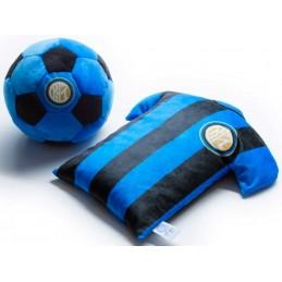 FC INTERNAZIONALE CUSCINO PALLA TRASFORMABILE PILLOW PLUSH