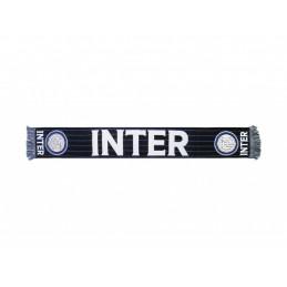 SCIARPA SCARF FC INTERNAZIONALE UFFICIALE RIGHE