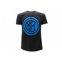MAGLIA T SHIRT UFFICIALE FC INTERNAZIONALE NERA