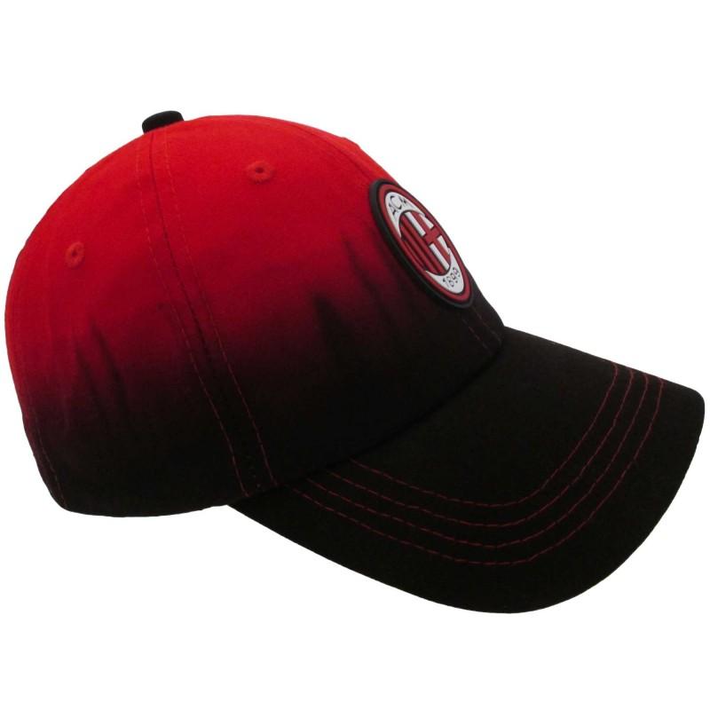CAPPELLO BASEBALL CAP AC MILAN UFFICIALE ROSSONERO