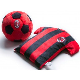 AC MILAN CUSCINO PALLA TRASFORMABILE PILLOW PLUSH