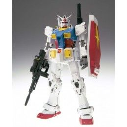 MASTER GRADE MG GUNDAM THE ORIGIN RX-78-02 1/100 MODEL KIT ACTION FIGURE BANDAI