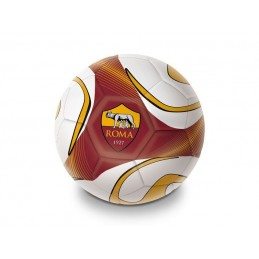 PALLA PALLONE AS ROMA LOGO SOCCER BALL