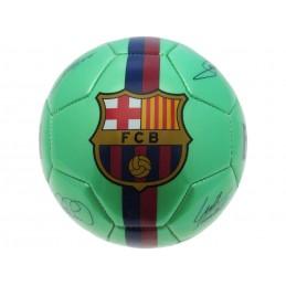 PALLA PALLONE FCB BARCELONA VERDE FIRME SOCCER BALL