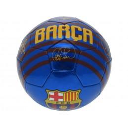 PALLA PALLONE FCB BARCELONA BLU FIRME SOCCER BALL