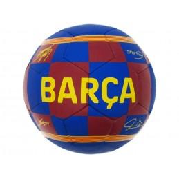 PALLA PALLONE FCB BARCELONA BLAUGRANA FIRME SOCCER BALL