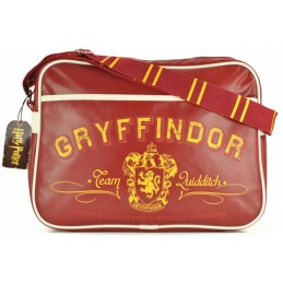HARRY POTTER GRYFFINDOR BORSA RETRO BAG HALF MOON BAY