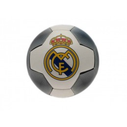 PALLA PALLONE REAL MADRID CF LOGO SOCCER BALL