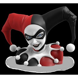 PLASTOY DC COMICS HARLEY QUINN COLLECTOR BUST STATUE