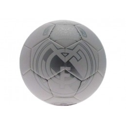 PALLA PALLONE REAL MADRID CF GRIGIO SOCCER BALL