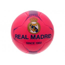 PALLA PALLONE REAL MADRID CF ROSA SOCCER BALL