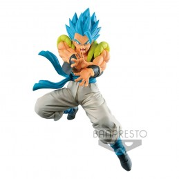 DRAGON BALL SUPER SUPER SAIYAN GOGETA KAMEHAME-HA V.1 STATUA FIGURE BANPRESTO