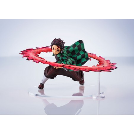 DEMON SLAYER TANJIRO KAMADO STATUE FIGURE