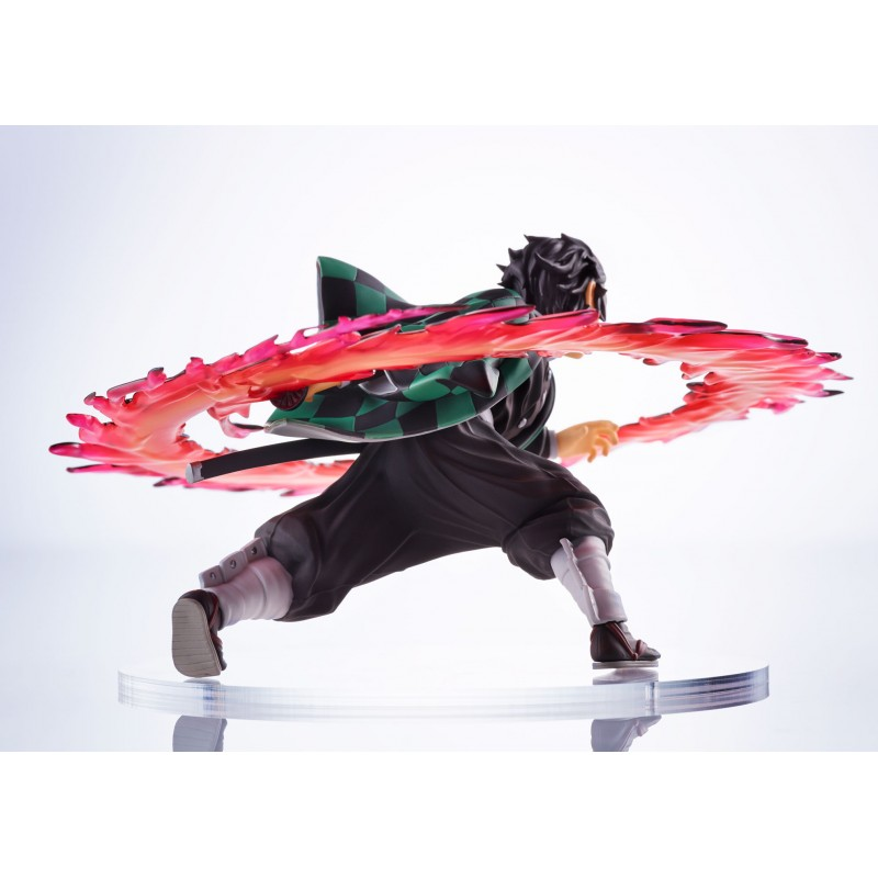 ANIPLEX DEMON SLAYER TANJIRO KAMADO STATUE FIGURE