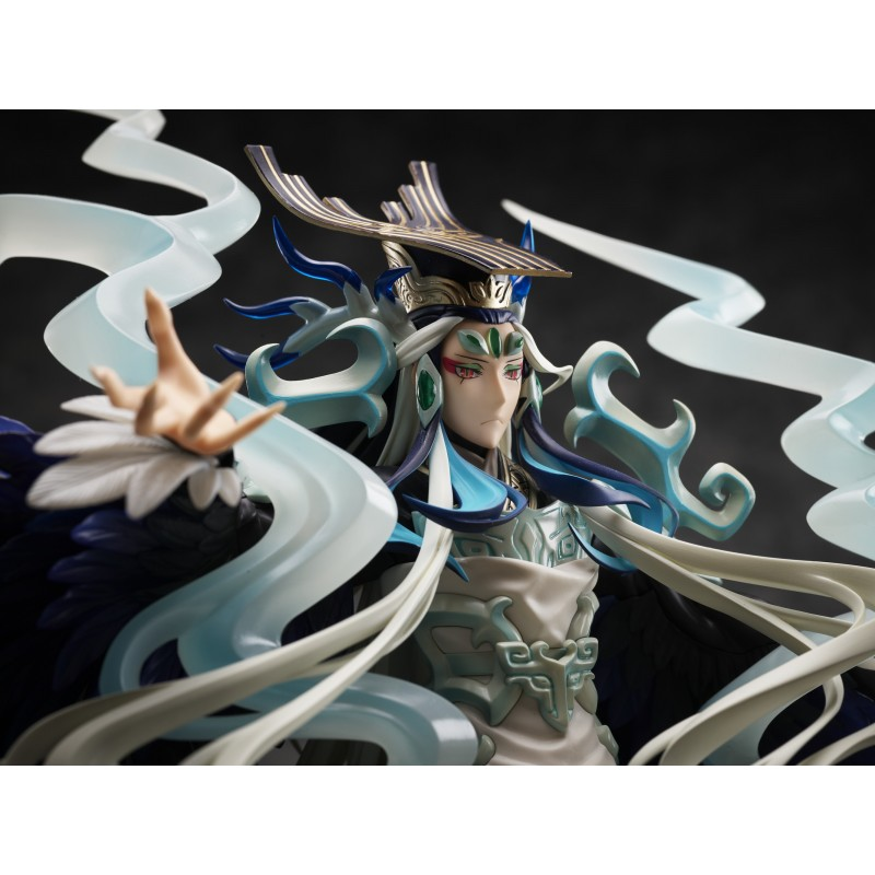 FATE GRAND ORDER RULER/QIN STATUA FIGURE ANIPLEX